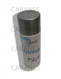 PINTURA PLATA SPRAY 400ml